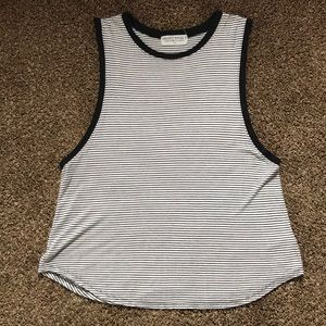 Project Social T muscle tank
